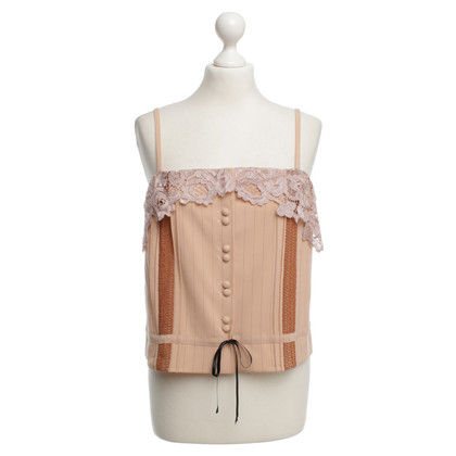 Christian Lacroix Lingerie Top
