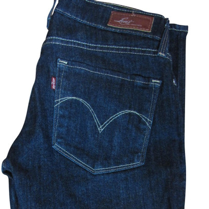 Levi's Mager jeans Demi kromme