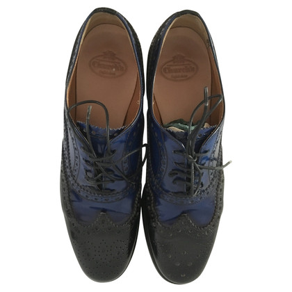 Church's Schuhe mit Lochmuster