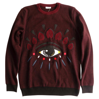 Kenzo Sweater with embroidery