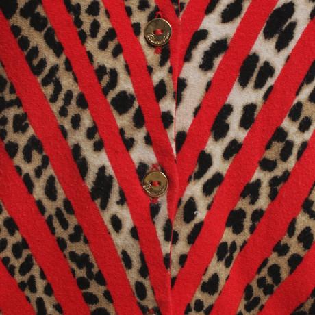 Blumarine Cardigan mit Muster Bunt / Muster Großer Rabatt Zum Verkauf Spielraum Neue Ankunft Billig Verkauf Schnelle Lieferung zmQpJ99