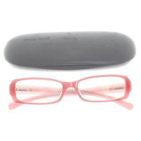 Miu Miu Glasses in pink