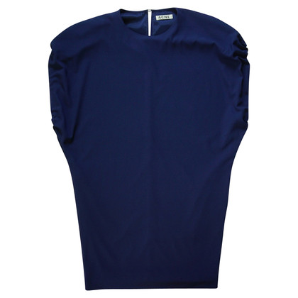 Acne Navy blue dress