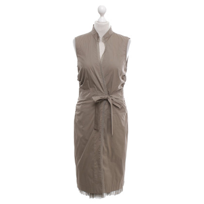 Hugo Boss Dress in khaki