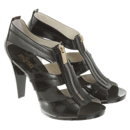 Michael Kors Sandals Patent Leather