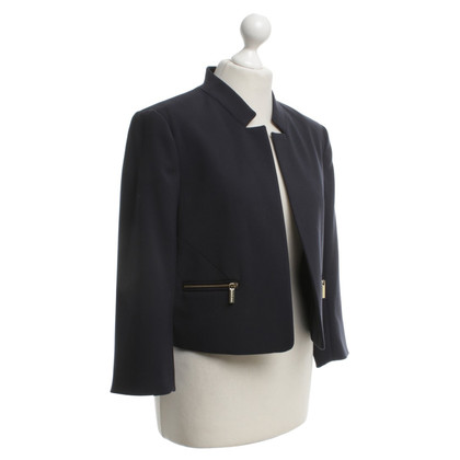 Michael Kors Short blazer in navy blue