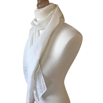 Céline Scarf in cotton / silk
