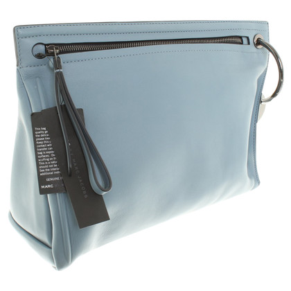 Marc by Marc Jacobs clutch leer