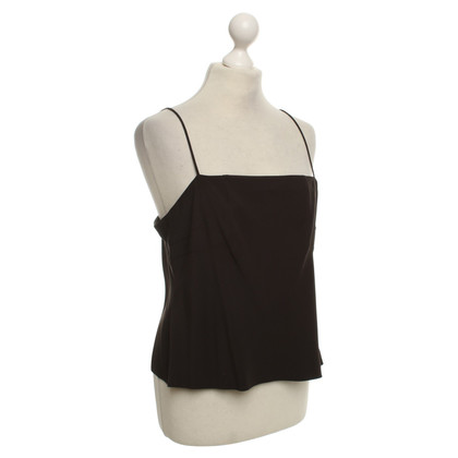 Sonia Rykiel Top in Dark Brown