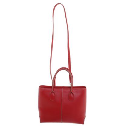 Tod's Handtas in het rood