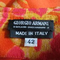 Giorgio Armani Ensemble in the Asian style
