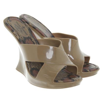 Vivienne Westwood sandales plate-forme