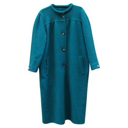 Emanuel Ungaro cappotto vintage verde