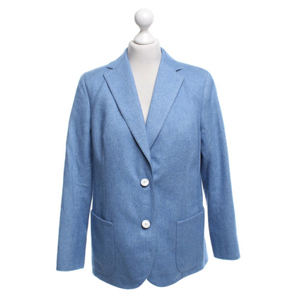 Akris Blazer in Hellblau