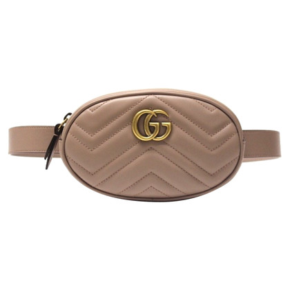"Gucci ""Marmont Belt Bag"""