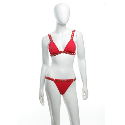 Dsquared2 Bikini con rivetti