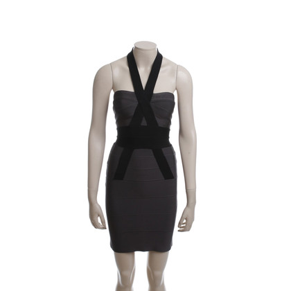 Herve Leger Dress Halter