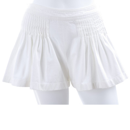 Chanel Shorts in white