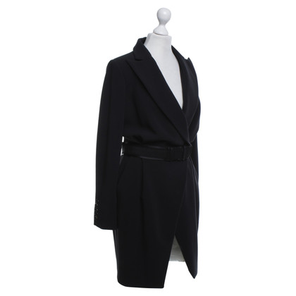 Elisabetta Franchi Frock coat in black