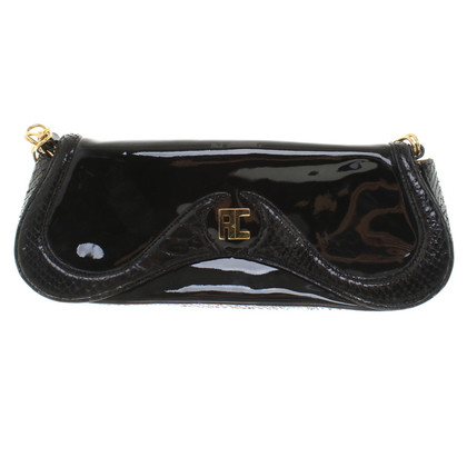 Roberto Cavalli Shoulder bag in black
