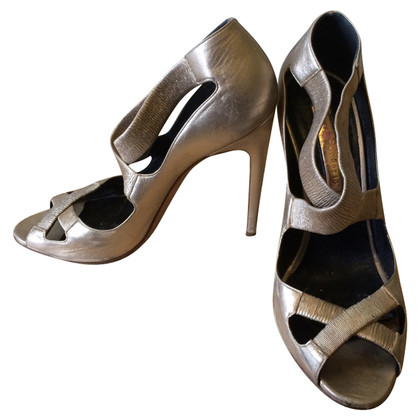 Rupert Sanderson  High heels in Golden