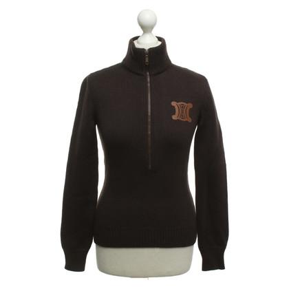 Céline Sweater in brown
