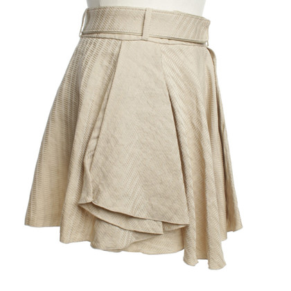 Armani skirt with belt