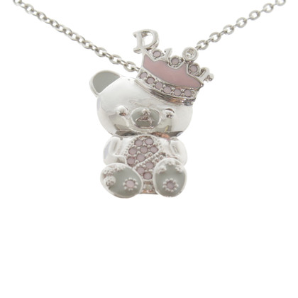 Christian Dior Chain with Bear pendant