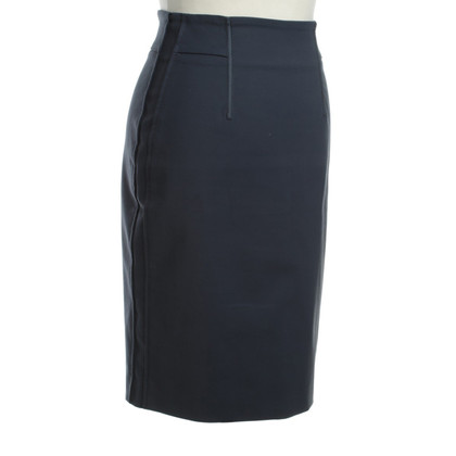 Schumacher skirt in blue
