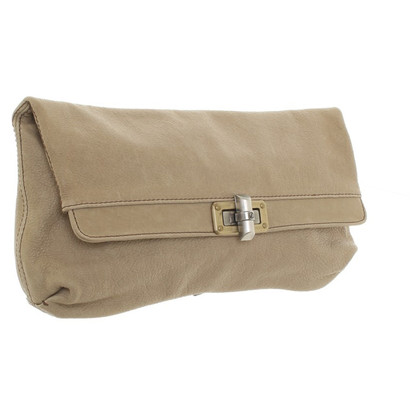Lanvin clutch with surplus