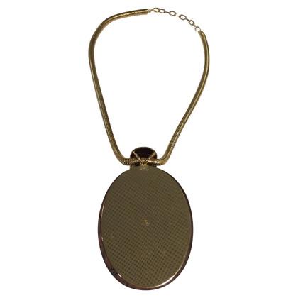 Christian Dior collana di dichiarazione d'epoca
