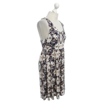 Cynthia Rowley Sommerkleid mit Muster