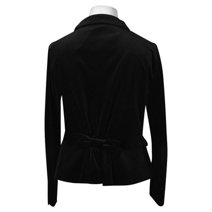 Moschino Cheap and Chic Blazer aus Samt
