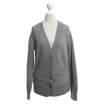 Closed Strickjacke in Grau