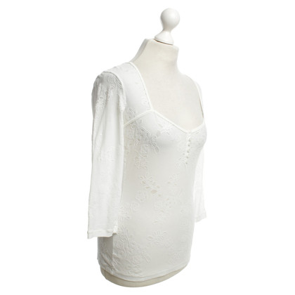 Wolford top in white