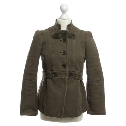 Marc Jacobs Giacca in look militare