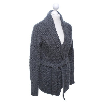 Maison Scotch Cardigan in grigio