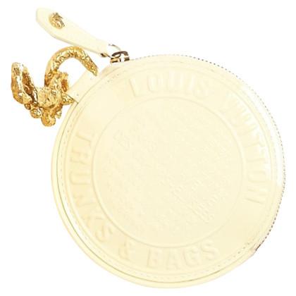 Louis Vuitton Pelle Porte Cles T & B Vanilla Vernis