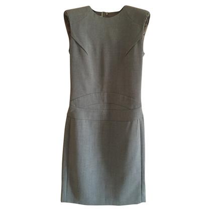 Emilio Pucci grijze wollen jurk 40 NL