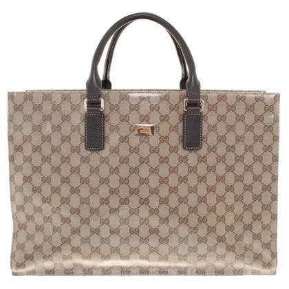 Gucci Aktentasche mit Muster