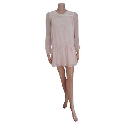 Chloé Chloé Seiden jurk