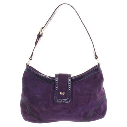 Hugo Boss Handbag in purple