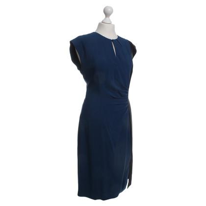 Etro Kleid in Schwarz/Blau