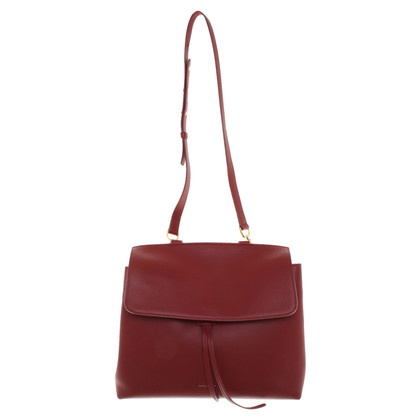 Mansur Gavriel Bag in Red