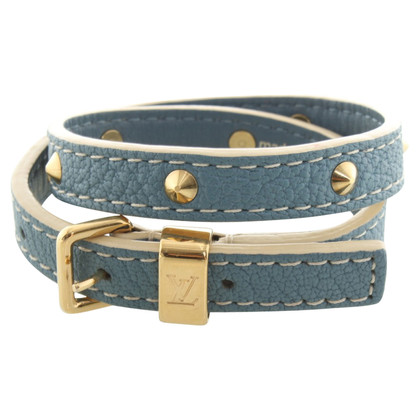 Louis Vuitton Armband in blauw