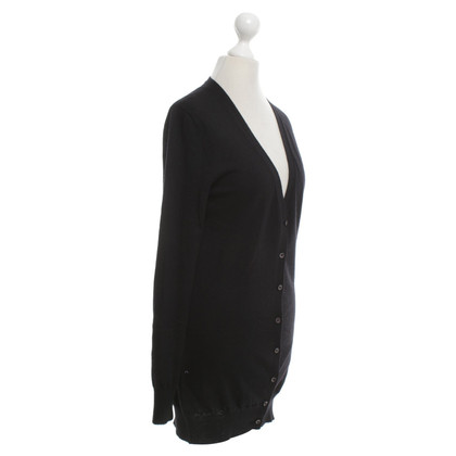 Strenesse Cashmere cardigan in black