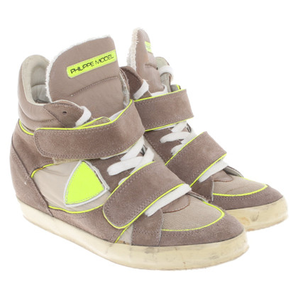 Philippe Model Sneaker wedges