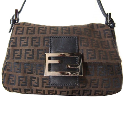 "Fendi ""Mum Baguette Bag"""