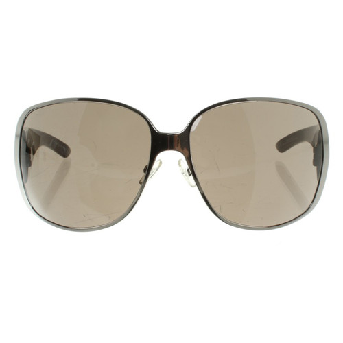 2778038216 Christian Dior Sunglasses with metallic frame - Second Hand ...
