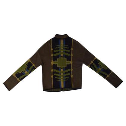 Etro Jersey Vintage geometrisch patroon
